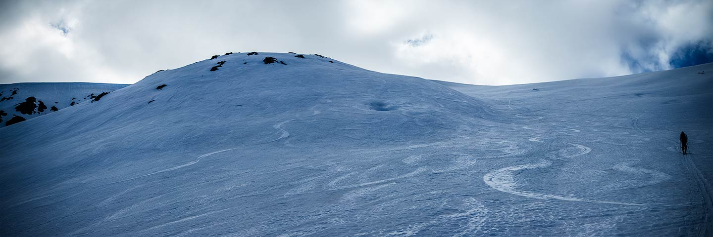 mt bogong backcountry skiing